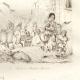 DÉTAILS 01 | Japon - Famille de Mendiants Japonais - Lutteurs Japonais