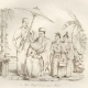 DETAILS 01   Japan - China - Korea - A chief and his two sons - Kouang Yong Divinity of Pardon