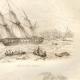 DÉTAILS 01 | Espagne - Minorque - Îles Baléares - Navire de Guerre - Départ d'une Frégate - Costume d'une Dame de Port Mahon