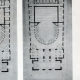 DETAILS 03 | Drawing of Architect - Architecture - Amiens - Theater - Pl. 111 (P. Hannotin et G. Belesta)