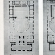 DETAILS 04 | Drawing of Architect - Architecture - Amiens - Theater - Pl. 111 (P. Hannotin et G. Belesta)