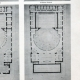 DETAILS 05 | Drawing of Architect - Architecture - Amiens - Theater - Pl. 111 (P. Hannotin et G. Belesta)