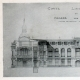 DETAILS 02 | Drawing of Architect - Architecture - Troyes - City Hall - Pl. 105 (Emile Robert)