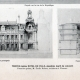 DETAILS 01   Drawing of Architect - Architecture - Troyes - City Hall - Pl. 106 (Emile Robert)