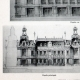 DETAILS 04   Drawing of Architect - Architecture - Troyes - City Hall - Pl. 106 (Emile Robert)