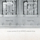 DETAILS 01 | Drawing of Architect - Architecture - Belley - Savings Bank - Pl. 46 (Abel Rochet)