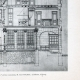 DÉTAILS 05   Dessin d'Architecte - Architecture - Belley - Caisse d'Epargne - Pl. 48 (Abel Rochet)
