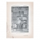 DÉTAILS 06   Dessin d'Architecte - Architecture - Belley - Caisse d'Epargne - Pl. 48 (Abel Rochet)