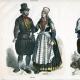 DETTAGLI 03 | Costume Olandese - Moda Olandese - Olanda - L'Aia - Scheveningen - Frisia (19 Secolo - XIX Secolo)