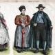 DÉTAILS 04 | Costume Allemand - Mode Allemande - Uniforme - Allemagne - Bavière - Starnberg - Wolfrathshausen (19ème Siècle - XIXème Siècle)