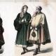 DÉTAILS 04   Costume Allemand - Mode Allemande - Uniforme - Allemagne - Prince (14ème Siècle - XIVème Siècle)