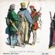 DÉTAILS 03   Costume Assyrien - Costume Persan - Mode Assyrienne - Uniforme Militaire - Assyrie - Perse