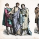 DETAILS 01 | Arab Costume - Arabic Fashion - Christian Costume (4th Century - IVth Century)