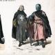DÉTAILS 02   Costume - Uniforme Militaire - Templier - Ordre du Temple - Croisade - Frères de l'Épée - Chevaliers Porte-Glaive (12ème Siècle - XIIème Siècle)