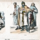 DÉTAILS 04   Costume - Uniforme Militaire - Templier - Ordre du Temple - Croisade - Frères de l'Épée - Chevaliers Porte-Glaive (12ème Siècle - XIIème Siècle)