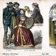DETAILS 03 | Italian Costume - Italian Fashion - Italy - Rome - Naples - San Germano - Genzano - Pifferaro - Neapolitan Fisherman (19th Century -  XIXth Century)