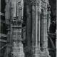 DÉTAILS 03   Cathédrale de Chartres - Piliers du Porche Nord (Eure-et-Loir - France)