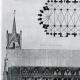 DETAILS 03   Drawing of Architect - Historic Monument - Church of Chapelle-sur-Crécy - Crécy-la-Chapelle (Seine-et-Marne - France)