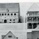 DÉTAILS 04 | Dessin d'Architecte - Monument Historique - Granges des Dimes - Rue de Jovy - Rue du Murot - Rue des Capucins - Hôtel Vauluizant à Provins (Seine-et-Marne - France)