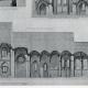DÉTAILS 02   Dessin d'Architecte - Monument Historique - Eglise Saint Serges de Angers (Maine-et-Loire - France)