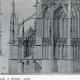 DÉTAILS 02   Dessin d'Architecte - Monument Historique - Eglise Saint Urbain à Troyes (Aube - France)