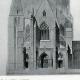 DÉTAILS 02 | Dessin d'Architecte - Monument Historique - Eglise Notre-Dame de Cléry (Loiret - France)