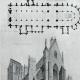 DÉTAILS 03 | Dessin d'Architecte - Monument Historique - Eglise Notre-Dame de Cléry (Loiret - France)