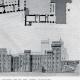 DÉTAILS 02 | Dessin d'Architecte - Monument Historique - Palais des Papes d'Avignon (Vaucluse - France)