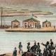 DÉTAILS 04 | Guerres Napoléoniennes - Entrevue de Napoléon et du Tsar Alexandre Ier de Russie sur le Fleuve Niémen (1807)