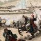 DÉTAILS 04   Guerres Napoléoniennes - Campagne d'Égypte - Empire Ottoman - Bataille du Mont-Thabor (1799)