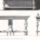 DÉTAILS 02 | Meubles Anciens - Crédence Table à allonges Table de Fumeur - Ihne et Stegmuller