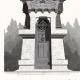 DETAILS 02   Granite and Bronze Sepulchre - Père Lachaise Cemetery Paris -  M. Lethorel (Paris)