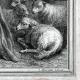 DETAILS 02   Sancta Genovefa - Sainte Genevieve - Patron Saint of Paris in Roman Catholic and Eastern Orthodox Tradition