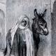 DÉTAILS 04   Orientalisme - Turquie - Izmir - Anier à Smyrne (Jean-Léon Gérôme)
