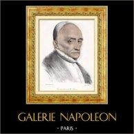 Cabinet de Vivant Denon - Le Cardinal Italien (Pierre Roch Vigneron)