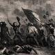 DÉTAILS 04   Révolution française - Insurrection (10 Aoüt 1792) - Commune de Paris - Prise des Tuileries