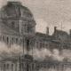 DÉTAILS 06   Révolution française - Insurrection (10 Aoüt 1792) - Commune de Paris - Prise des Tuileries