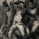 DÉTAILS 04   Révolution française - Quiberon (21 juillet 1795) - Guerre de Vendée - Débarquement émigrés royalistes - Général Lazare Hoche - Victoire Républicaine