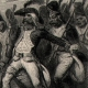 DÉTAILS 05   Révolution française - Quiberon (21 juillet 1795) - Guerre de Vendée - Débarquement émigrés royalistes - Général Lazare Hoche - Victoire Républicaine