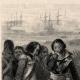 DÉTAILS 06   Révolution française - Quiberon (21 juillet 1795) - Guerre de Vendée - Débarquement émigrés royalistes - Général Lazare Hoche - Victoire Républicaine