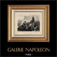 Révolution française - Bataille de Montenotte (12 avril 1796) - Guerres Napoléoniennes - Bonaparte - Italie