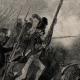 DÉTAILS 04   Révolution française - Défaite des Vendéens devant Nantes (29 juin 1793) - Jacques Cathelineau - Armée Catholique et Royale - Charette