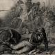 DÉTAILS 05   Révolution française - Défaite des Vendéens devant Nantes (29 juin 1793) - Jacques Cathelineau - Armée Catholique et Royale - Charette