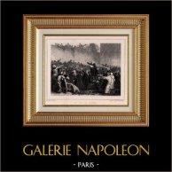 Rivoluzione Francese - Giuramento della Sala della Pallacorda - Deputati del Terzo Stato Francese - Versailles - Costituzione - Bevière