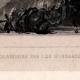 DÉTAILS 01 | Révolution française - Prise de la Flotte Hollandaise au Helder par les Hussards Français (21 janvier 1795) - Cavalerie - De Winter - Lahure - Glace - Zuyderzée