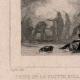 DÉTAILS 02 | Révolution française - Prise de la Flotte Hollandaise au Helder par les Hussards Français (21 janvier 1795) - Cavalerie - De Winter - Lahure - Glace - Zuyderzée