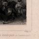DÉTAILS 03 | Révolution française - Prise de la Flotte Hollandaise au Helder par les Hussards Français (21 janvier 1795) - Cavalerie - De Winter - Lahure - Glace - Zuyderzée