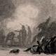 DÉTAILS 05 | Révolution française - Prise de la Flotte Hollandaise au Helder par les Hussards Français (21 janvier 1795) - Cavalerie - De Winter - Lahure - Glace - Zuyderzée
