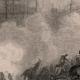 DÉTAILS 06 | Révolution française - Prise de la Flotte Hollandaise au Helder par les Hussards Français (21 janvier 1795) - Cavalerie - De Winter - Lahure - Glace - Zuyderzée