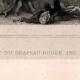 DÉTAILS 01 | Révolution française - Déploiement du Drapeau Rouge (17 Juillet 1791) - Insurrection populaire - Champ de Mars Paris - Garde Nationale - Bailly - Lafayette